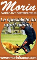 Morin France - le spécialiste du sport canin