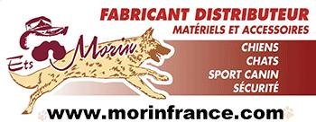 Morin France - articles pour chiens et chats