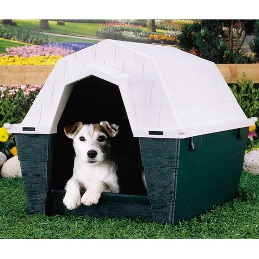 morin ruff hauz niche plastique petmate pour chien. Black Bedroom Furniture Sets. Home Design Ideas