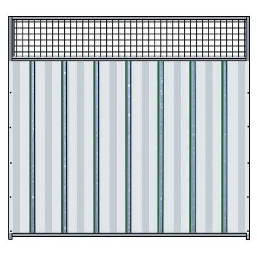 cadre t l galvanis mixte renforc hauteur m. Black Bedroom Furniture Sets. Home Design Ideas