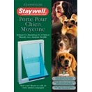 Porte aluminium pour chien - Staywell.