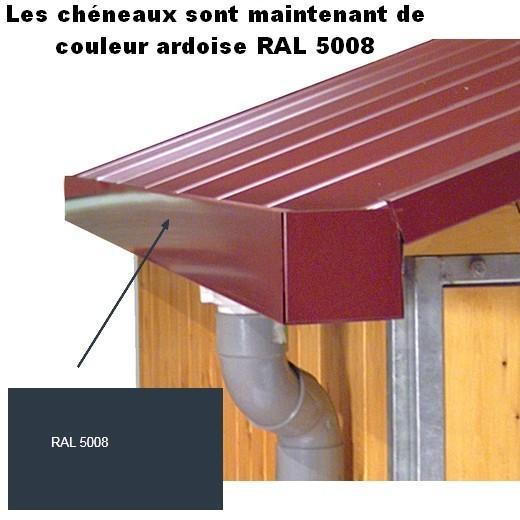 goutti res accessoires et pi ces d tach es pour chenils chien toiture plancher et fixations. Black Bedroom Furniture Sets. Home Design Ideas
