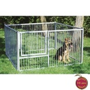 Enclos PRO pour chiots et petites races - Hauteur 82 cm - Barreaux