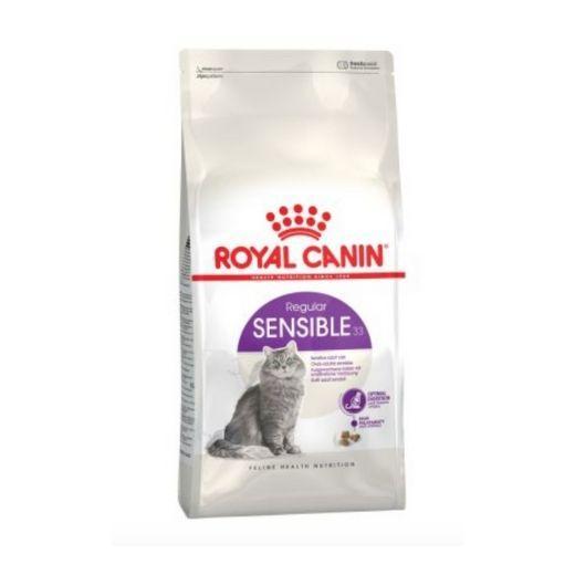 royal canin sensible aliments pour chats et chatons royal canin croquettes pour chat morin. Black Bedroom Furniture Sets. Home Design Ideas