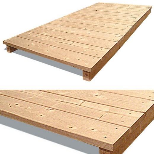 plancher sapin pour chenil en kit accessoires et pi ces. Black Bedroom Furniture Sets. Home Design Ideas
