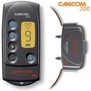 Canicom 200 - Collier de dressage à distance pour chien portée 200 m Num'axes