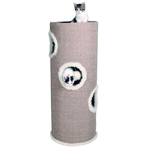 cat tower sisal arbre chat griffoirs accessoires et. Black Bedroom Furniture Sets. Home Design Ideas