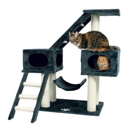 malaga arbre chat griffoirs accessoires et tunnels un jouet pour chats et chatons. Black Bedroom Furniture Sets. Home Design Ideas