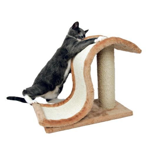 griffoir wave tower arbres chats et tunnels. Black Bedroom Furniture Sets. Home Design Ideas