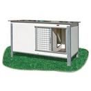 Niche PRO CPRS toit incliné (démontable) pour chien