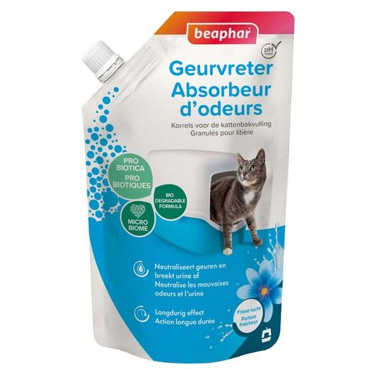 Absorbeur d´odeur pour litière chat