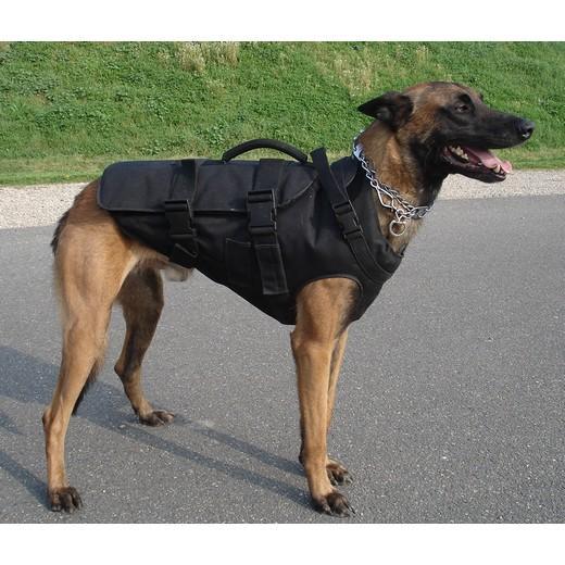 gilet pare balles pour chien harnais chiens collier sellerie pour chien de patrouille morin. Black Bedroom Furniture Sets. Home Design Ideas