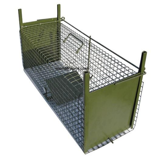 trappe de capture pour chat morin france cages et. Black Bedroom Furniture Sets. Home Design Ideas