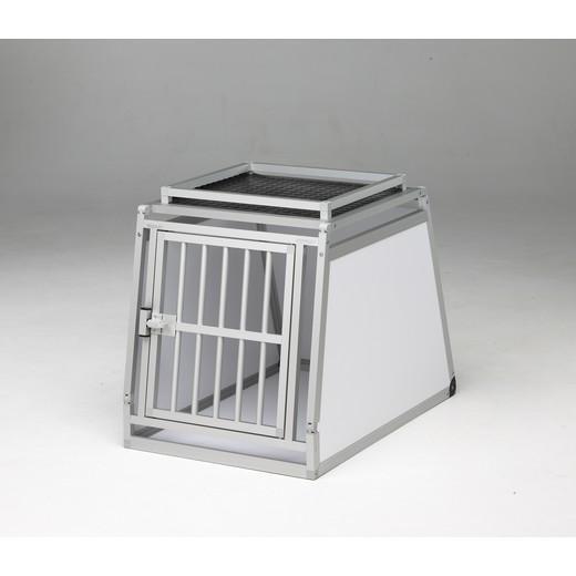 cage de transport pour chiens dogbox pro simple caisses. Black Bedroom Furniture Sets. Home Design Ideas
