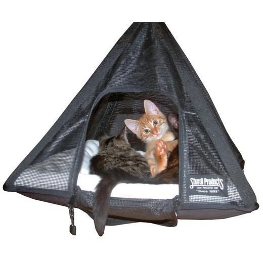 cat pyramid accessoires pour le couchage du chien et du chat abri couverture coussins. Black Bedroom Furniture Sets. Home Design Ideas