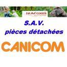 SAV gamme collier pour chien CANICOM
