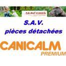 SAV : collier anti aboiement Canicalm Premium - Canicom