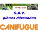 SAV : cl�ture anti fugue Canifugue - Canicom