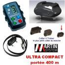 Tiny Trainer TT400 avec collier pour chien U Trainer ultra compact