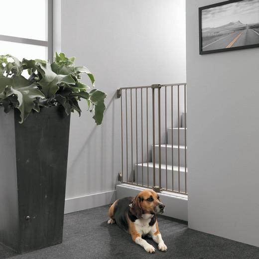 barri re de porte hauteur 95 cm trappe chati re et barri re de porte. Black Bedroom Furniture Sets. Home Design Ideas