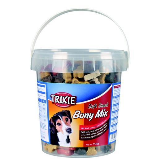 Friandises bony mix friandises pour chien et chiots for Cuisine ouverte refermable