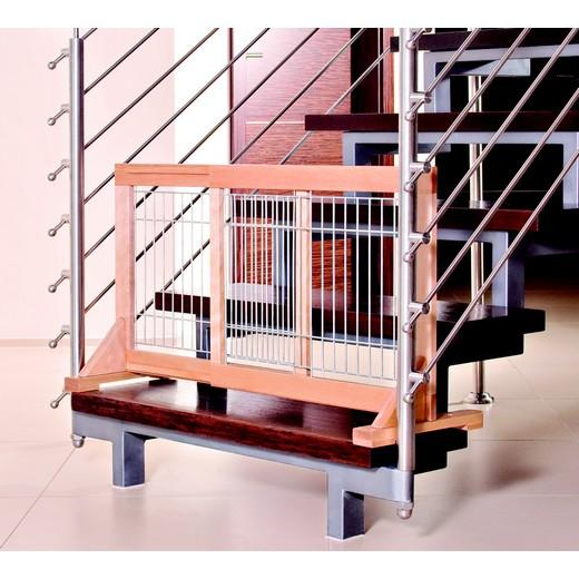 barriere escalier leroy merlin barri re de s curit enfant munchkin bois cm cm leroy merlin. Black Bedroom Furniture Sets. Home Design Ideas