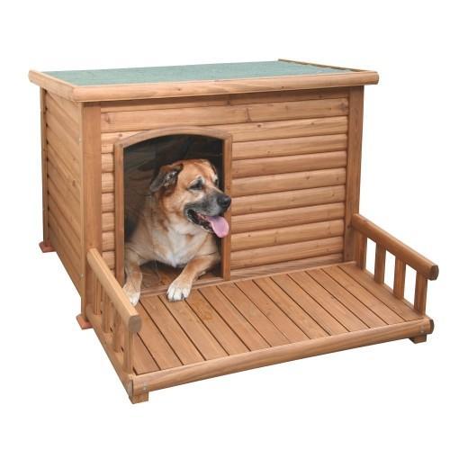niche bois alaska terrasse niche pour chien bancs de couchage. Black Bedroom Furniture Sets. Home Design Ideas