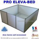 Caisse de mise bas PRO ELEVA-BED pour chiots