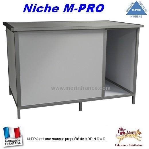 niche pour chien en pvc m pro niche pvc pour chien. Black Bedroom Furniture Sets. Home Design Ideas