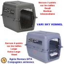 Cage de transport Vari Sky Kennel pour avion