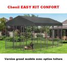 Enclos chenil EASY KIT CONFORT