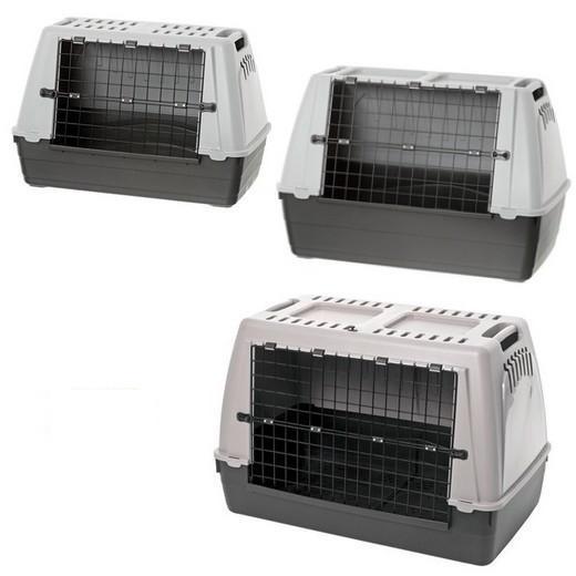 cage de transport cargo box pro pour chiens ou chats et. Black Bedroom Furniture Sets. Home Design Ideas