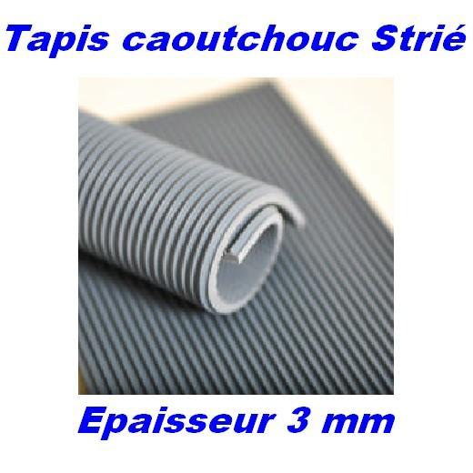 Morin tapis caoutchouc stri - Tapis caoutchouc au metre ...