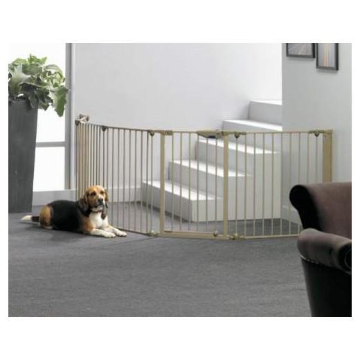enclos chiot et chaton multifonction dogparck deluxe. Black Bedroom Furniture Sets. Home Design Ideas