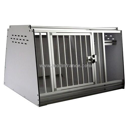 cage de transport sur mesures pour chien. Black Bedroom Furniture Sets. Home Design Ideas