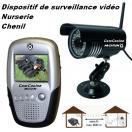 Caméra de surveillance des chiens pour chenil ou nurserie - CamCanine