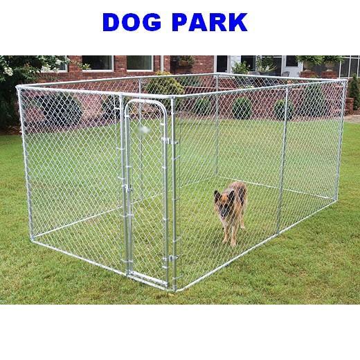enclos pour chien parc pour chiens enclos chenil dog. Black Bedroom Furniture Sets. Home Design Ideas
