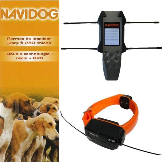 radar de localisation navidog gps num axes collier gps pour chien collier de rep rage gps. Black Bedroom Furniture Sets. Home Design Ideas