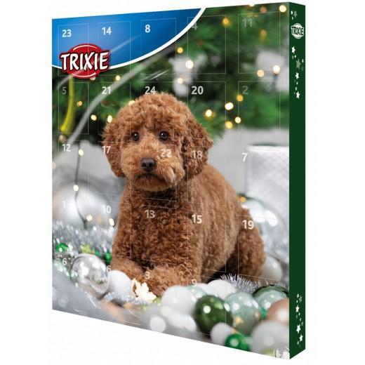 Calendrier de l avent no l chien cadeaux no l pour chiens - Calendrier de l avent pour chien ...