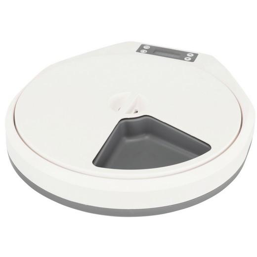 distributeur automatique de croquettes 4 repas pour chien et chat place animalerie. Black Bedroom Furniture Sets. Home Design Ideas