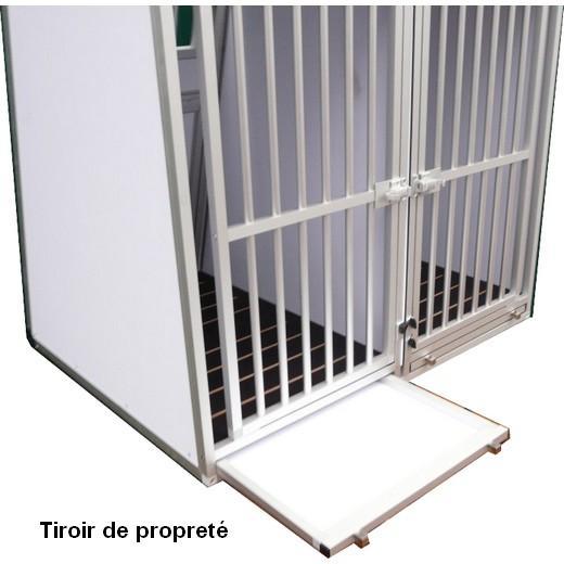 cage de transport pour chien dogbox pro intervention caisses de transport cyno morin. Black Bedroom Furniture Sets. Home Design Ideas