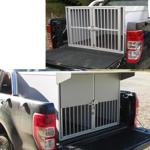 pin cage de transport sur mesures pour chien on pinterest. Black Bedroom Furniture Sets. Home Design Ideas