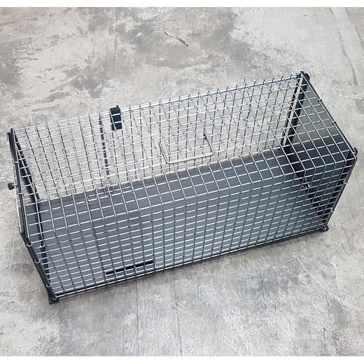 Trappe de capture alu pour chat morin cages et mat riel de capture d 39 animaux pour la s curit - Trappe de porte pour chien ...