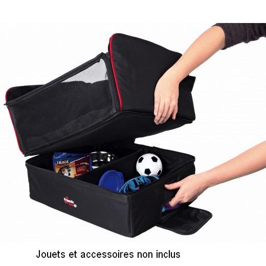 si ge auto pour chien ou chat housses de protection si ges et coffre pour le transport en. Black Bedroom Furniture Sets. Home Design Ideas