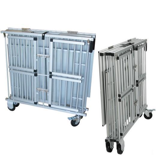cage d exposition pliante expo pro caisses de transport. Black Bedroom Furniture Sets. Home Design Ideas