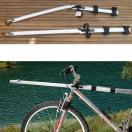 Barre Canibike VTT ou vélo  avec chien