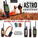 Garmin Astro 320 - Collier de rep�rage GPS pour chien de chasse
