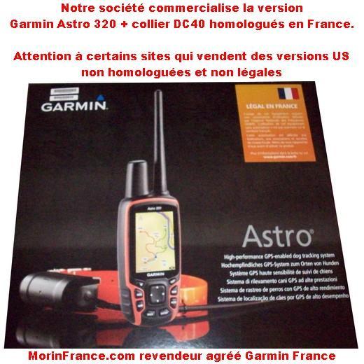 carte pour gps garmin astro 320