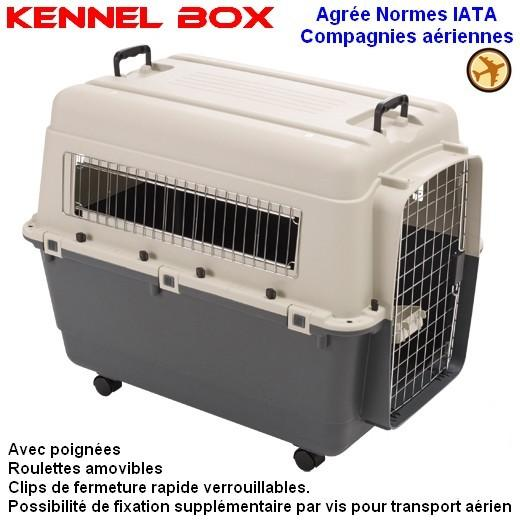 cage de transport kennel box caisse transport vari kennel pour chien et chat adapt e au. Black Bedroom Furniture Sets. Home Design Ideas