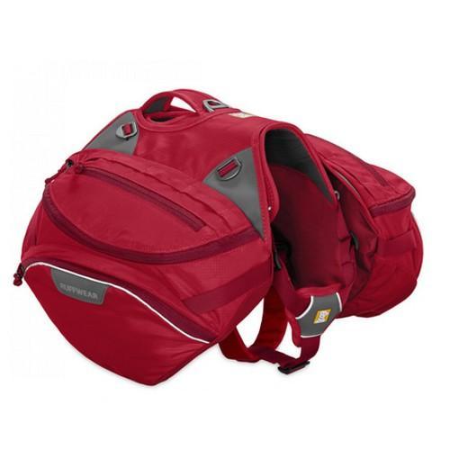 sac de bat palisades pack ruff wear sacoche pour chiens en randonn e trekking ou camping. Black Bedroom Furniture Sets. Home Design Ideas